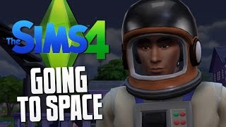 getlinkyoutube.com-The Sims 4 - GOING TO SPACE - The Sims 4 Funny Moments #12