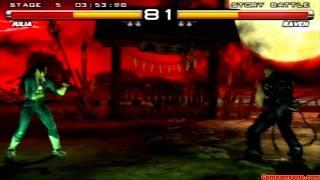 getlinkyoutube.com-Tekken 5 - Story Battle - Julia Playthrough