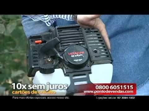 Roçadeira a gasolina Hitachi [CG47EJ]