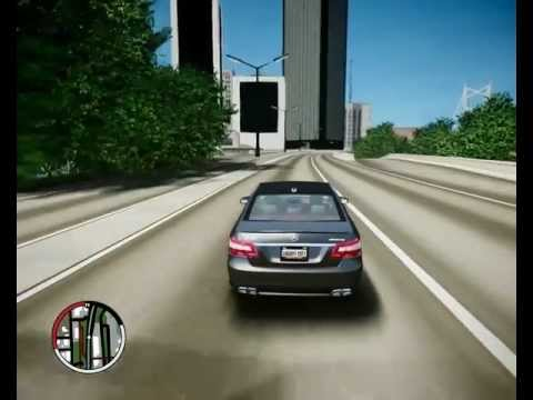 GTA IV: San Andreas Map (!!!BETA!!!) & Real Car Mod Pack