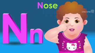 اغنيه رائعه لتعليم حروف الانجليزيه للاطفال