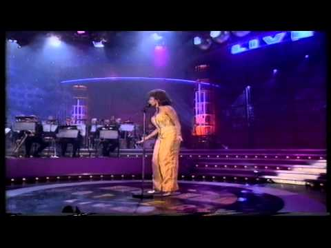 Shirley Bassey: National Lottery, 1995