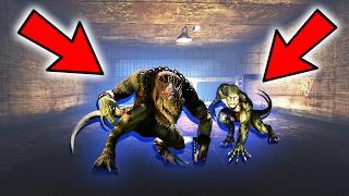getlinkyoutube.com-GTA 5: SECRET ALIEN LIZARD PEOPLE FOUND!! (GTA 5 Mystery)