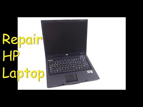 Драйвера для ноутбука hp compaq nc6120