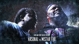 getlinkyoutube.com-KOTD - Rap Battle - Arsonal vs Mistah F.A.B.