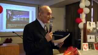 70 год Зянону Пазьняку.
