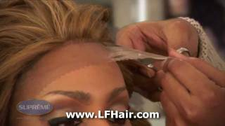 getlinkyoutube.com-How To Get the Beyonce Look with a Lace Front Wig