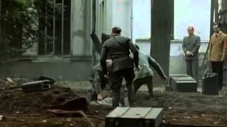 Hitler's suicide and burial scene (Original)