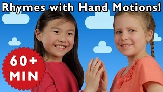 getlinkyoutube.com-Mary, Mary, Quite Contrary and More   Finger Play Rhymes from Mother Goose Club!