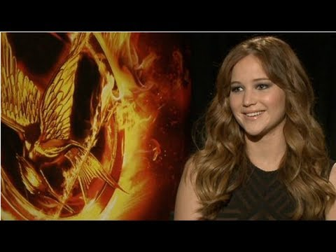 Jennifer Lawrence on Becoming Katniss Everdeen For The Hunger Games!