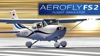 getlinkyoutube.com-Aerofly FS2 - My First Flight   Cessna 172SP