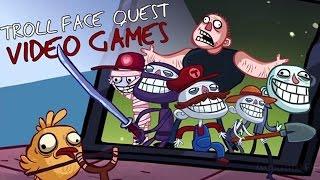 getlinkyoutube.com-LOS JUEGOS ME TROLLEAN! | TrollFace Quest: Video Games