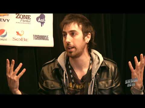 Ti West and Ruben Fleischer at Studio SX 2010 presented ...