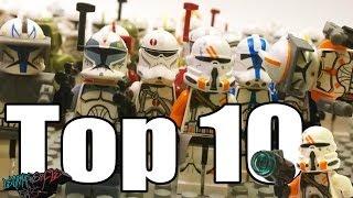 Top 10 Best Lego Clone Trooper Minifigures in HD