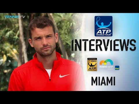 Dimitrov Aims To Get Back To Winning Ways In Miami 2018