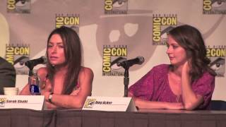 getlinkyoutube.com-Person of Interest - Comic-Con 2013 - 5/5 - Girl Power