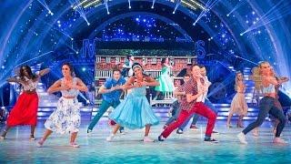getlinkyoutube.com-Strictly Pros Dance To I Can't Help Myself (Sugar Pie, Honey Bunch)   Strictly 2015   BBC One
