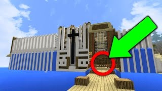 INSANE REDSTONE HOUSE in Minecraft Pocket Edition (Advanced Redstone Mansion)