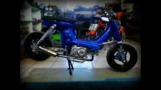 getlinkyoutube.com-Τα καλητερα Honda Chaly της Ελλαδας..