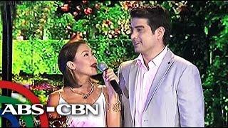 getlinkyoutube.com-TV Patrol: Jodi at Ian, naiilang sa 'Amor-Eduardo love team'