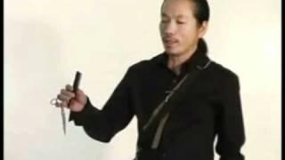 getlinkyoutube.com-scissors handle technique part 1 by pisit