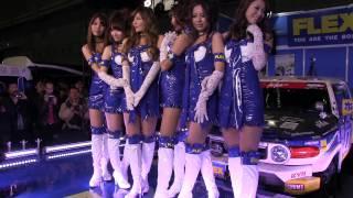 getlinkyoutube.com-E130209B 大阪オートメッセ2013 FLEX