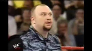 Jazz vs Bubba Ray Dudley  |  RAW  04/29/02