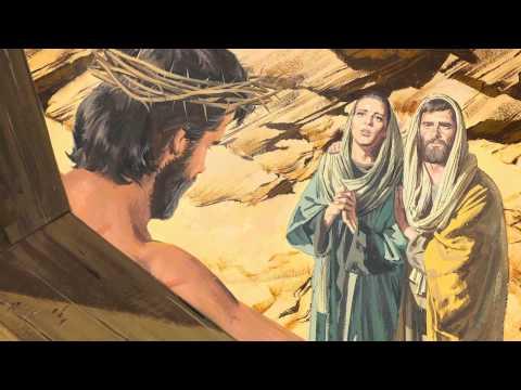 Capítulo 53: La crucifixión de Jesús