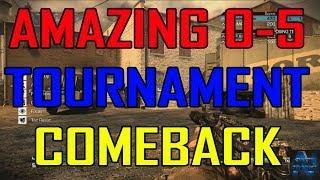 getlinkyoutube.com-[MUST WATCH] 0-5 Tourney Comeback (CoD Ghosts: GB SnD 2v2 Tournament)