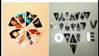 getlinkyoutube.com-Decora tu cuarto con revistas ♡ (súper sencillo y muy rápido) ♡ Dime Bella