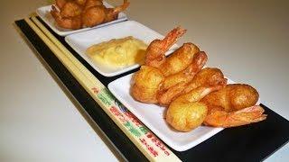 getlinkyoutube.com-Recette de beignet de crevette facile et rapide