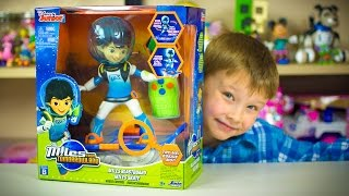 getlinkyoutube.com-Miles from Tomorrowland Toys Miles Blastboard Disney Junior Kinder Playtime