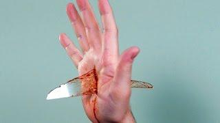getlinkyoutube.com-BROKEN GLASS IN HAND!