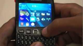 getlinkyoutube.com-BlackBerry Curve 9220 Hands-On
