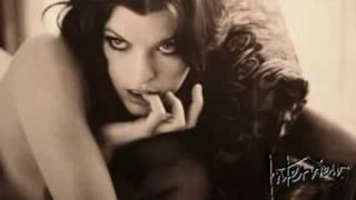 Milla Jovovich Photoshoot