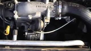 getlinkyoutube.com-Opel Vectra C 2.2 DTI Y22DTR problem