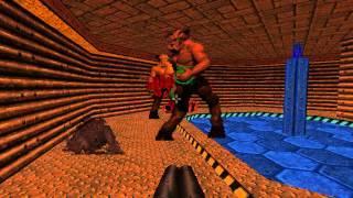 getlinkyoutube.com-Doom 64 EX Custom map The Mort