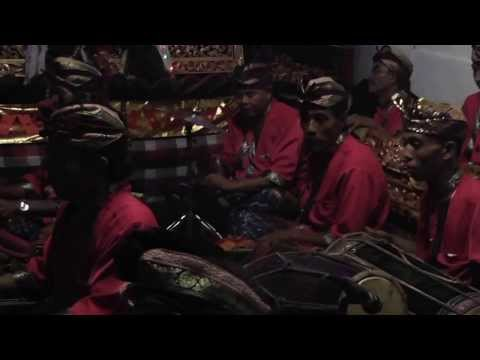 Live Joged Bumbung Bali Traditional Music