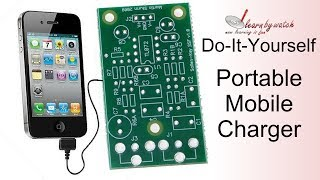 getlinkyoutube.com-Make a Portable Mobile Charger at Home ( Hindi / Urdu )