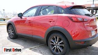 First Drive - Mazda CX-3 2017