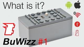 BuWizz #1. Prototype review, functions, specs. Обзор прототипа, функции.