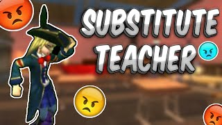 getlinkyoutube.com-Wizard101 skit: Substitute teacher