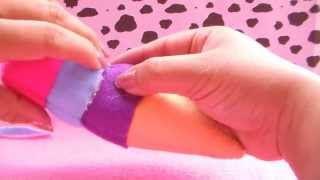 getlinkyoutube.com-PELUCHE HELADO KAWAII /HOW TO MAKE ICE CREAM PLUSH