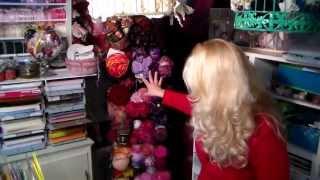 getlinkyoutube.com-my yarn storage