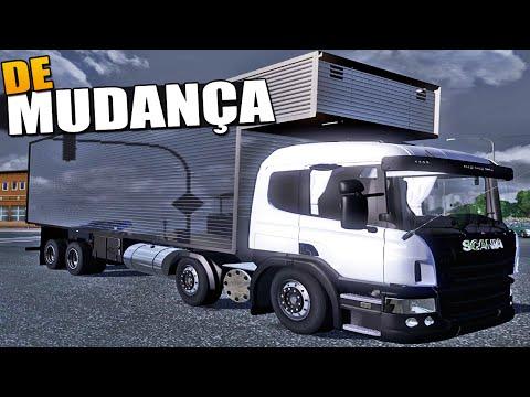Caminhão Bi Truck Rebaixado - Euro Truck Simulator 2