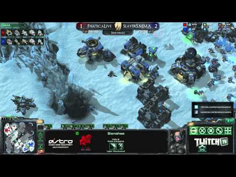 (HD462) IronSquid Final - MMA vs Alive - TvT - Starcraft 2 [FR]