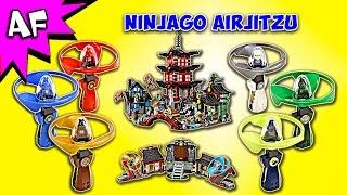 getlinkyoutube.com-Every Lego Ninjago AIRJITZU Set - Complete Collection!