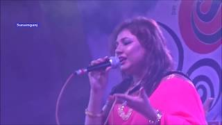 getlinkyoutube.com-Bangla Songs By Shahnaz Belly - Nabiganj 2017 - JK College 100th Anniversary Celebrations