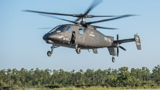 getlinkyoutube.com-Sikorsky S-97 Raider Attack Helicopter First Flight