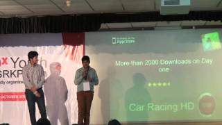 getlinkyoutube.com-InNOWvation: India's youngest CEOs | Shravan Kumaran and Sanjay Kumaran | TEDxYouth@DPSRKPuram